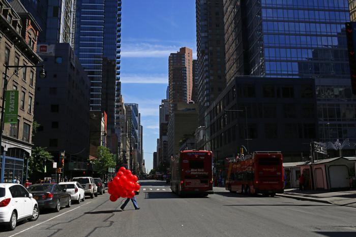 Воздушные шары. Автор: Rich Docherty.