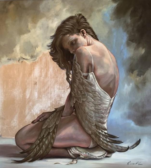 Падший ангел. Автор: Richard P Gill.