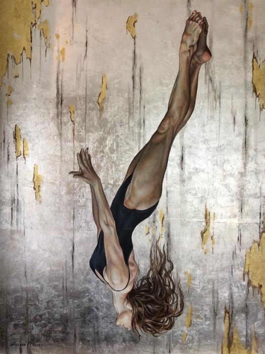 Свободное падение. Автор: Richard P Gill.