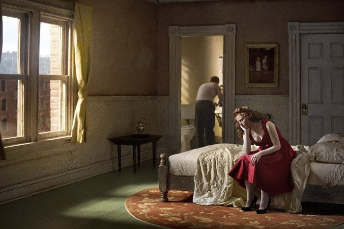 Розовая спальня (размышления). Автор: Richard Tuschman.