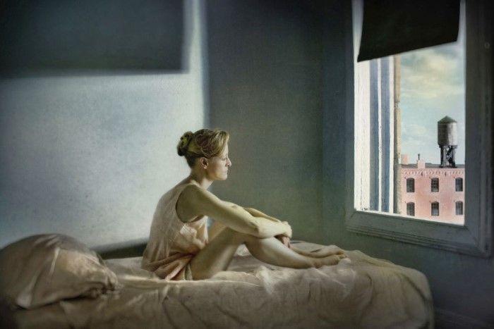 Утреннее солнце. Автор: Richard Tuschman.