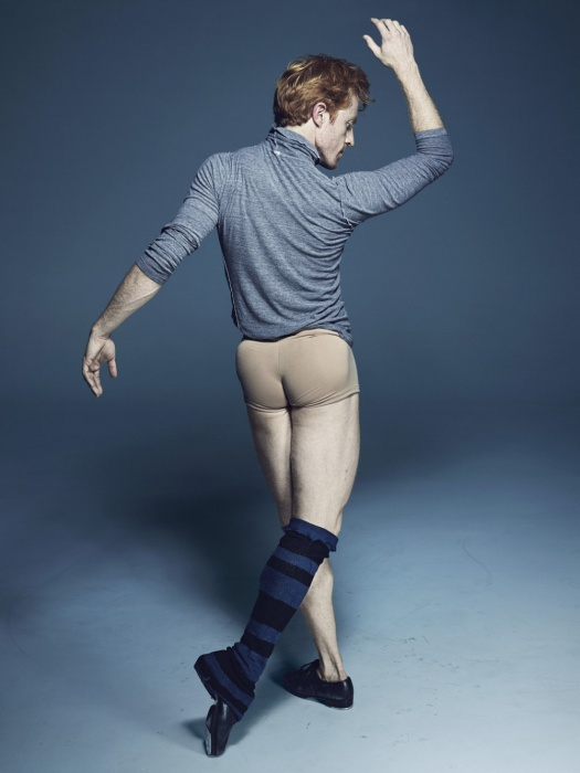 Королевский балет: Стивен Макрей, 2014 год. Автор фото: Рик Гест (Rick Guest).