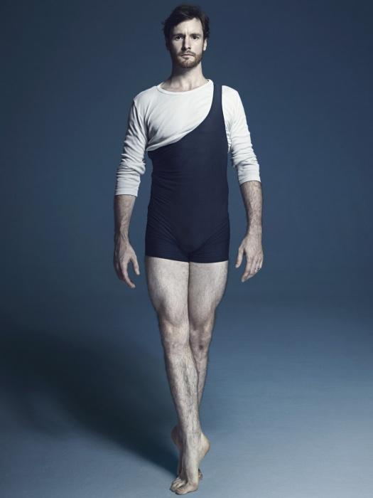 Солист английского Национального балета Джеймс Стритер, 2015 год. Автор фото: Рик Гест (Rick Guest).