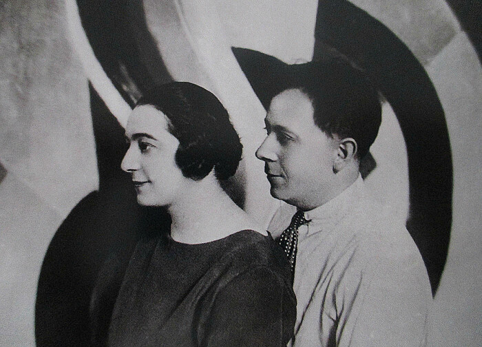 Портрет Сони и Роберта Делоне. \ Фото: vanityfair.fr.