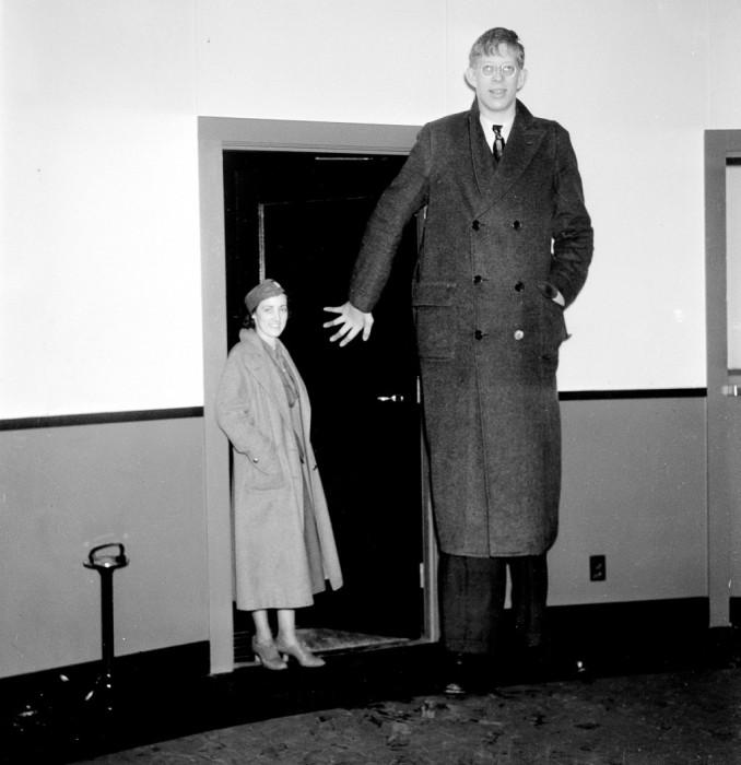 Добрый великан, 1937 год.