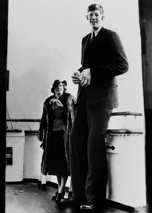 Роберт Уодлоу путешествует на борту Queen Mary. Апрель 1937 год.