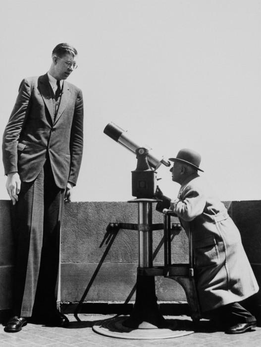 Роберт Уодлоу. Апрель 1937 года.