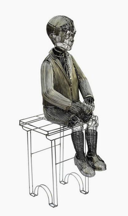 Мальчик. Автор: Roberto Fanari.
