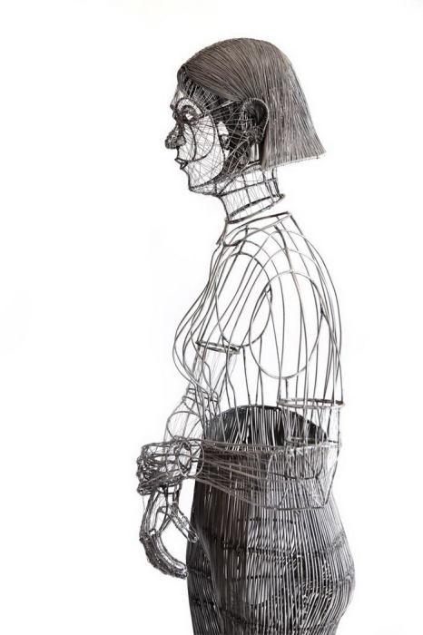 Строгая женщина. Автор: Roberto Fanari.