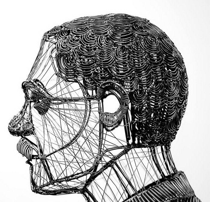 Мужчина. Автор: Roberto Fanari.