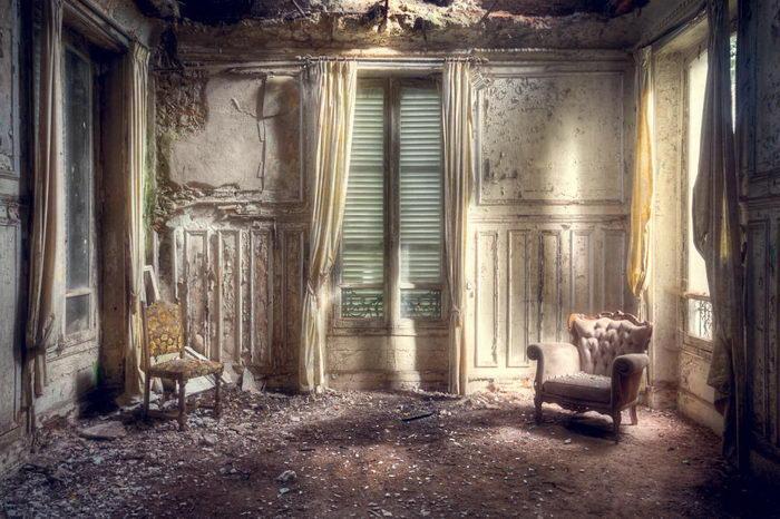 Интерьер, окутанный тишиной. Автор: Roman Robroek.