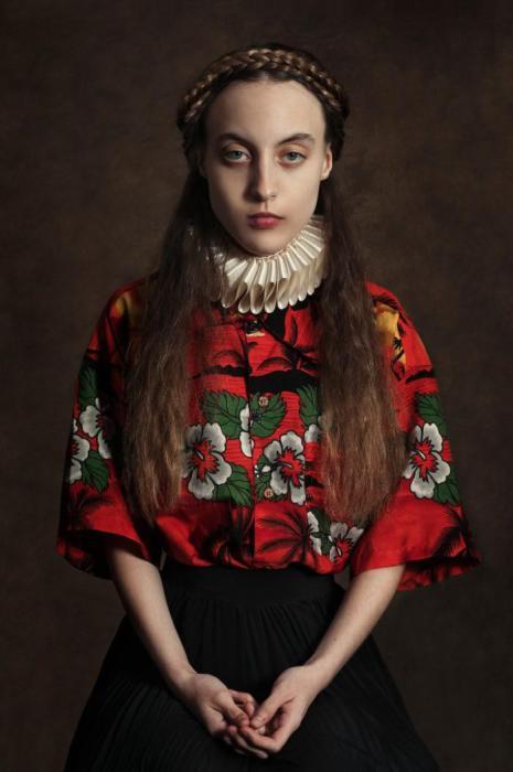 Автор работы аргентинский фотограф Ромина Рессиа (Romina Ressia).