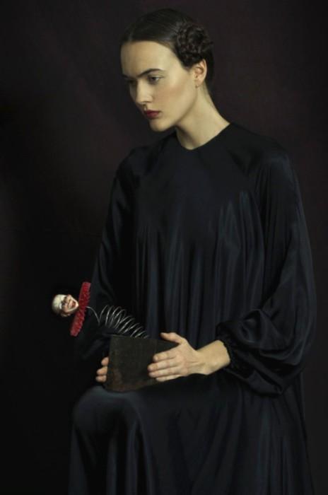 Своеобразные работы Ромины Рессиа (Romina Ressia).