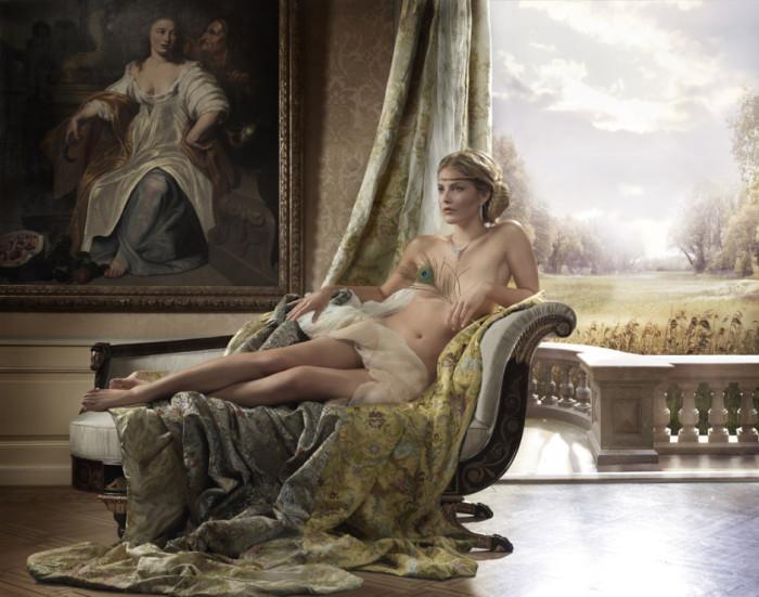 художественные фото обнаженных красавиц