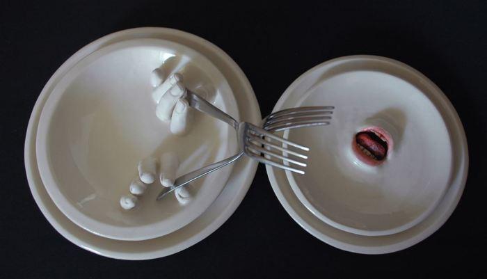 Приятного аппетита. Автор: Ronit Baranga.