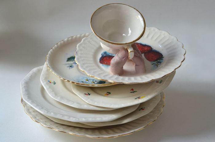 Не желаете чашечку чая? Автор: Ronit Baranga.