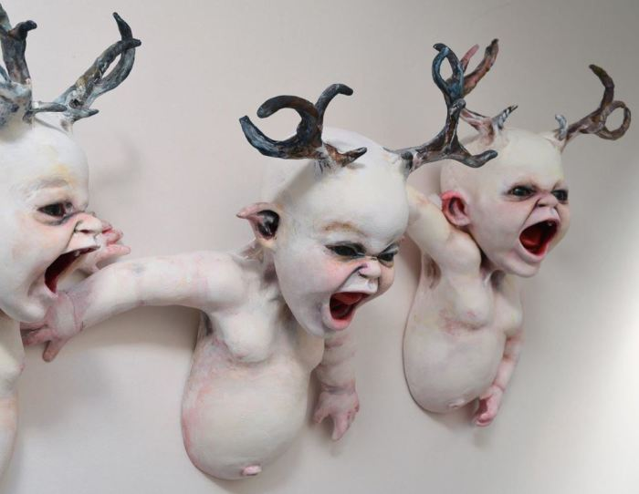 Дьявольские детишки. Автор: Ronit Baranga.