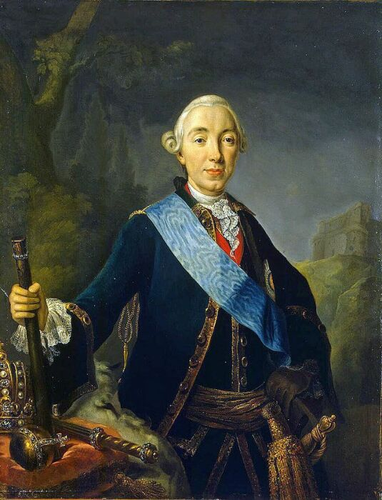 Пётр III. \ Фото: pinterest.com.