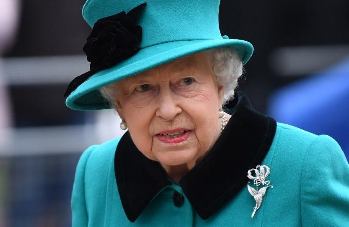 Королева Елизавета II. \ Фото: file.liga.net.