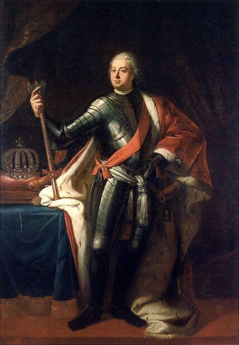 Фридрих Вильгельм I. \ Фото: google.com.
