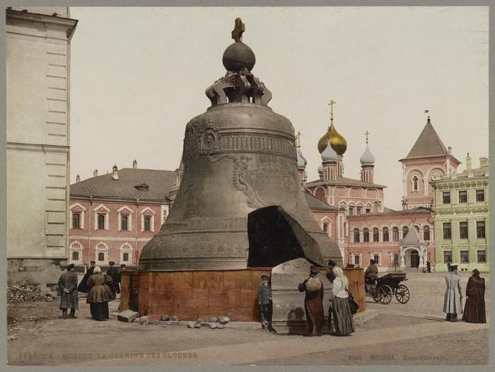 Царь-колокол, Москва.