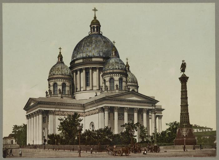 Санкт-Петербург, Измайловский Собор.