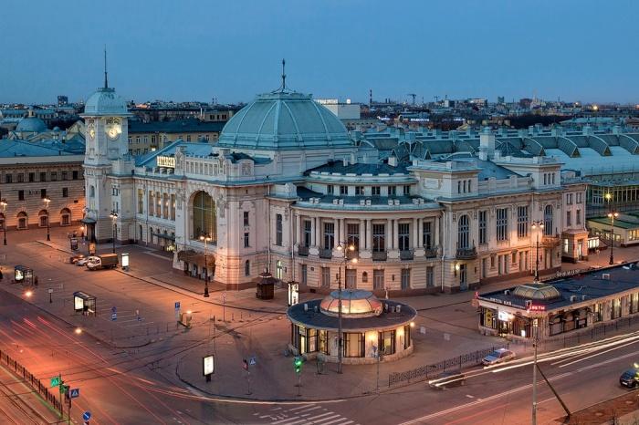 Витебский вокзал, 1900-1904 гг., Санкт-Петербург, Россия. \ Фото: russia-ic.com.
