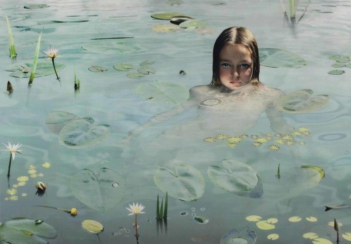 Венера. Автор: Ruud van Empel.