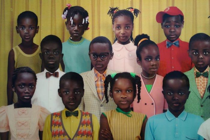 Поколение. Автор Ruud van Empel.