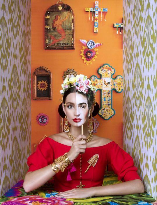 Коллекция украшений «Monalissa Jewels». Автор: Ryan Houssari.