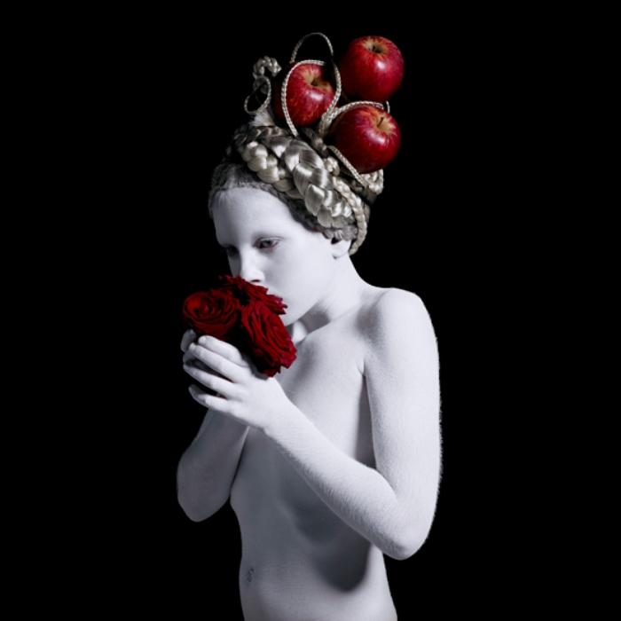 Очаровательные образы девушке в работах  Сабины Пигаль (Sabine Pigalle).