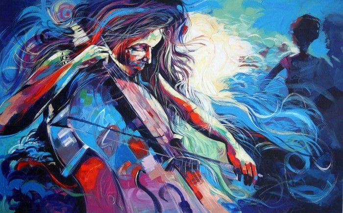 Музыкальная зависимость. Автор: Said Oladejo-Lawal.