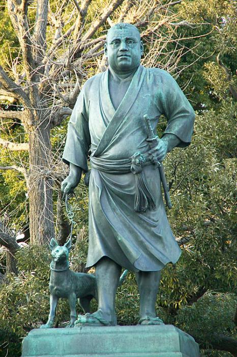 Сайго Такамори - последний самурай. \ Фото: it.quora.com.