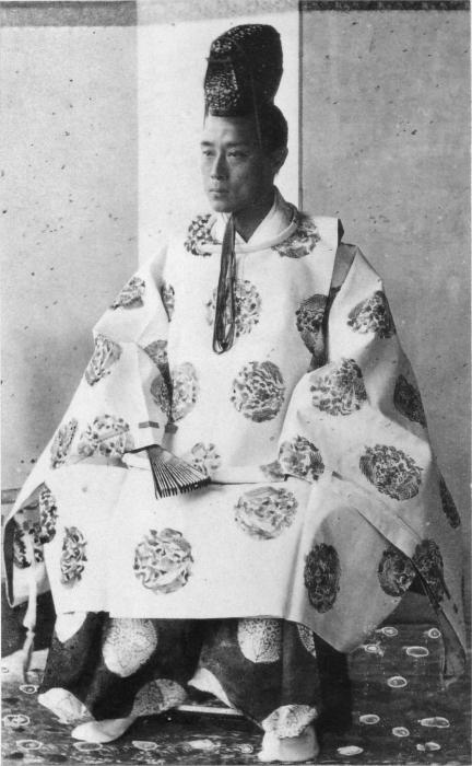 Сегун Токугава Ёсинобу. \ Фото: ru.wikipedia.org.