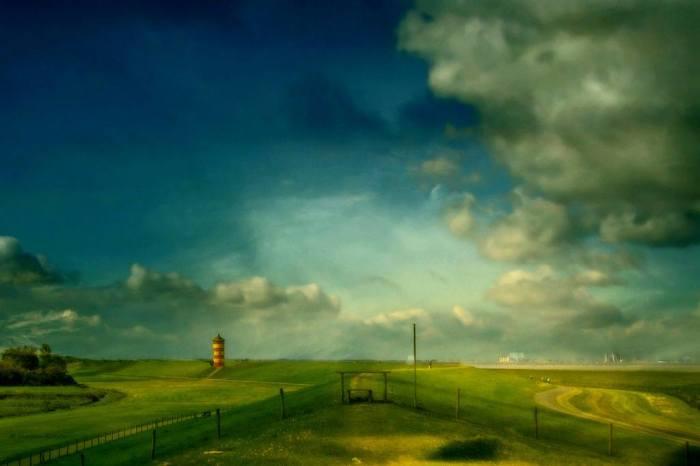 Восточная Фризия, последняя граница. Автор: Sandra Roeken.