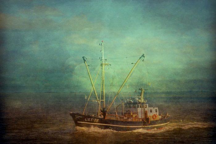 Корабль. Автор: Sandra Roeken.