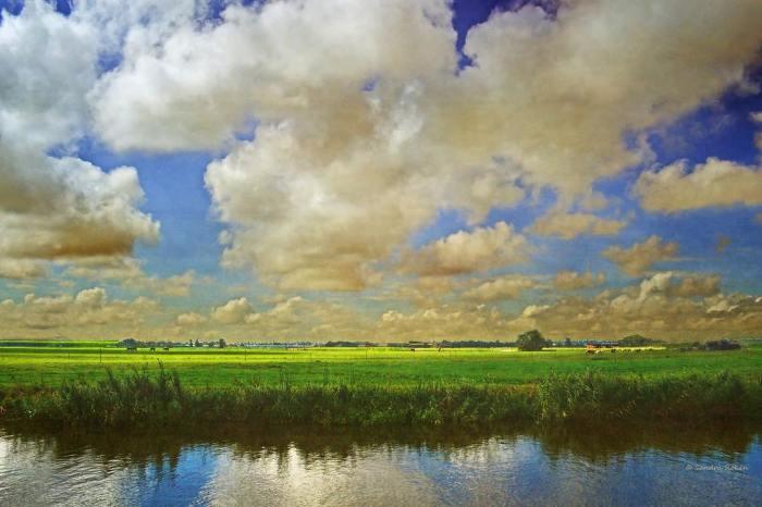 Нидерландов свет. Автор: Sandra Roeken.