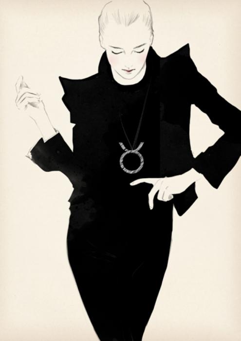 Женщина-загадка. Автор: Sandra Suy.