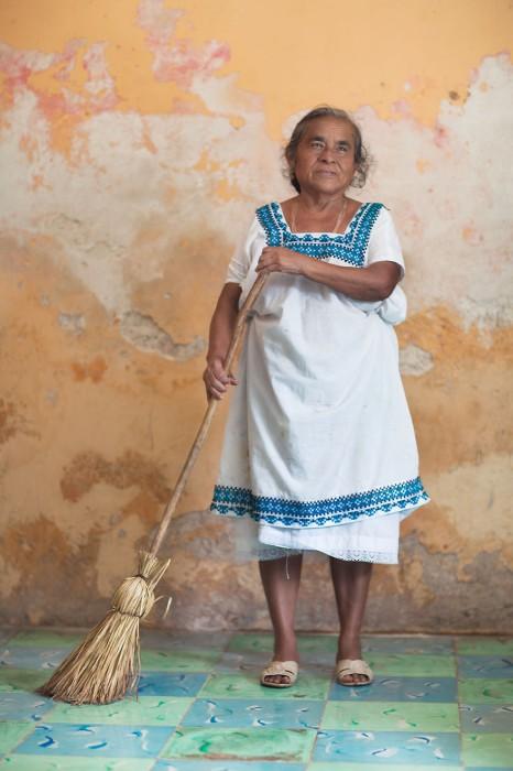 Мексика. Фото-проект: «В поисках красоты». Автор: Сара Мелотти (Sara Melotti).
