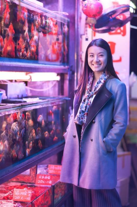 Гонконг. Фото-проект: «В поисках красоты». Автор: Сара Мелотти (Sara Melotti).