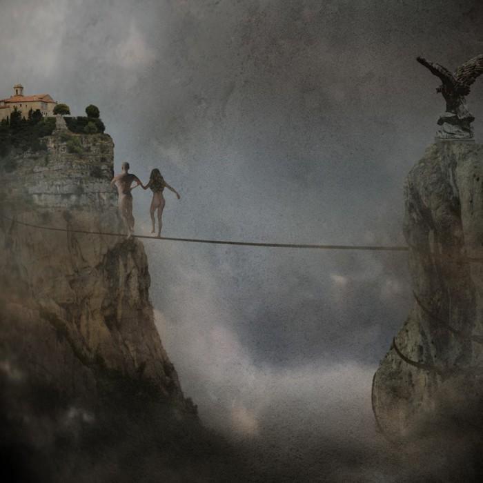 Путь на небеса. Автор: Sarah Vermeersch.