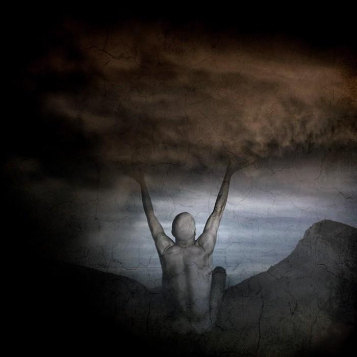 Когда Йонди толкнул небо... Автор: Sarah Vermeersch.