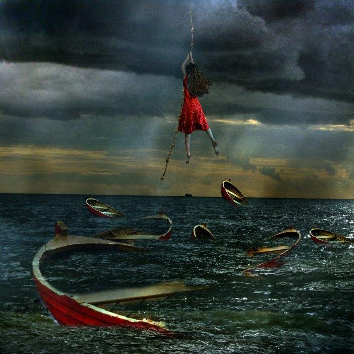 Когда одолевают проблемы... Автор: Sarah Vermeersch.
