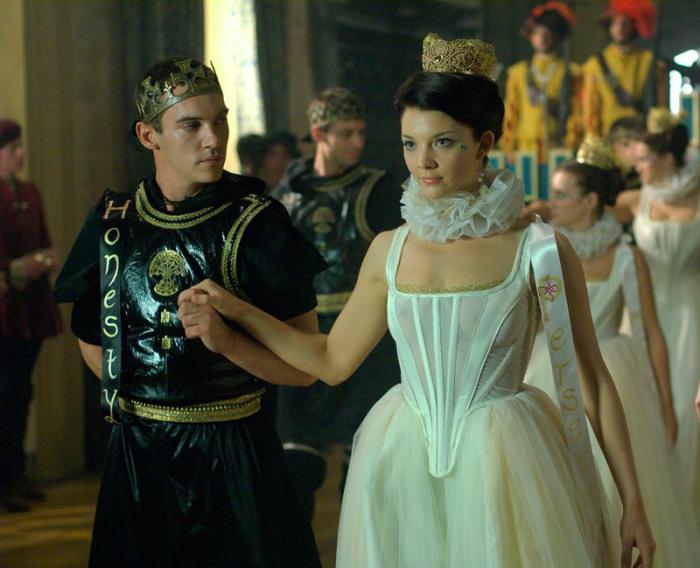Кадр из сериала «Тюдоры». \ Фото: pinterest.com.