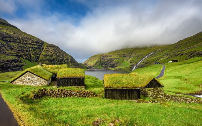 В Скандинавии проводится ежегодное соревнование, где определяется лучший проект зелёной крыши среди всех участников.