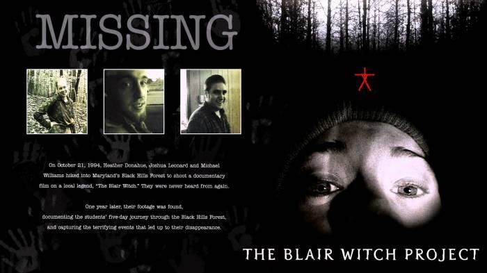 Ведьма из Блэр: Курсовая с того света.