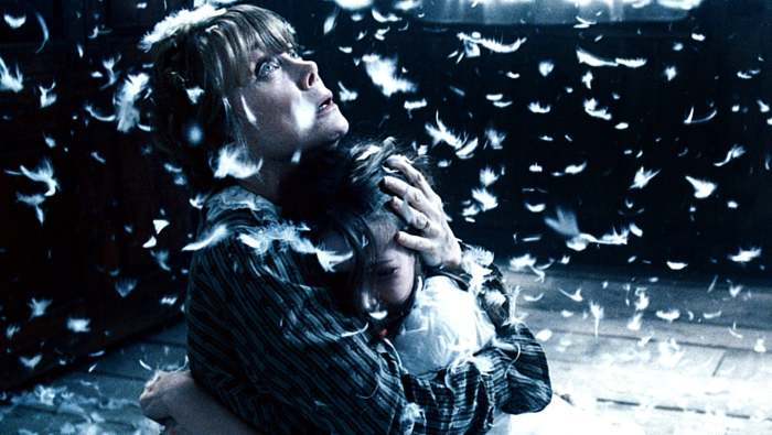 Кадр из фильма Призрак красной реки.