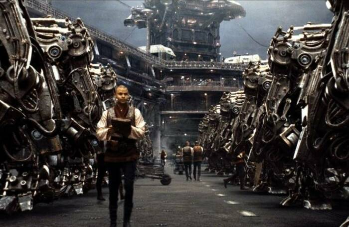 Кадр из фильма: Матрица: Революция. \ Фото: svoekino.live.