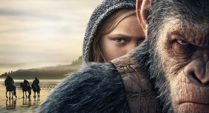 Планета обезьян: Война. \ Фото: smartfacts.ru.