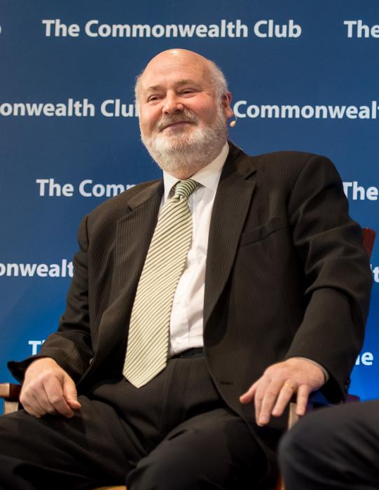 Роберт Райнер. \ Фото: ru.wikipedia.org.